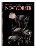 The New Yorker Cover - December 26, 1988 Regular Giclee Print by Merle Nacht