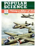 Front cover of Popular Science Magazine: February 1, 1940 Prints