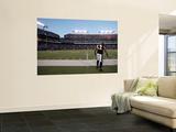 Bears Ravens Football: Baltimore, MD - Ray Lewis Veggmaleri av  Rob Carr