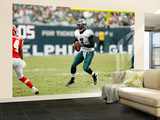 Chiefs Eagles Football: Philadelphia, PA - Michael Vick Wall Mural – Large by Mel Evans