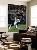 Packers Rams Football: St. Louis, MO - Steven Jackson Bildetapet av Jeff Roberson