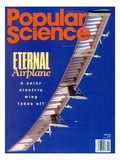 Front cover of Popular Science Magazine: April 1, 1994 Lminas