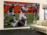 Chiefs Bengals Football: Cincinnati, OH - Jamaal Charles Wall Mural – Large by Ed Reinke