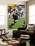 Browns Steelers Football: Pittsburgh, PA - Joshua Cribbs Wall Mural by Tom E. Puskar