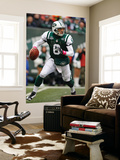 Bills Jets Football: East Rutherford, NJ - Mark Sanchez Wall Mural by Kathy Willens