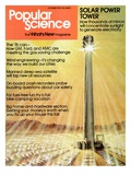 Front Cover of Popular Science Magazine: October 1, 1975 Lminas
