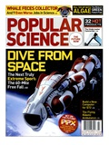 Front cover of Popular Science Magazine: July 1, 2007 Lámina