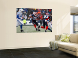Colts Bills Football: Orchard Park, NY - Fred Jackson Wall Mural by Mike Groll