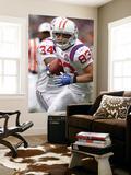Patriots Broncos Football: Denver, CO - Wes Welker Veggmaleri av Jack Dempsey