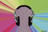 Steez-Headphones Prints