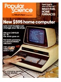 Front Cover of Popular Science Magazine: January 1, 1970 Giclee Print