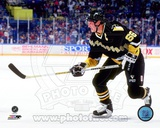 Mario Lemieux 1990 Action Photo