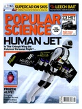 Front cover of Popular Science Magazine: February 1, 2009 Psters