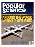 Front cover of Popular Science Magazine: September 1, 1984 Posters