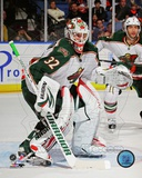 Niklas Backstrom 2011-12 Action Photo