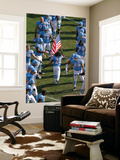 Bills Titans Football: Nashville, TN - Chris Johnson Wall Mural by Wade Payne