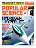 Front cover of Popular Science Magazine: February 1, 2008 Prints