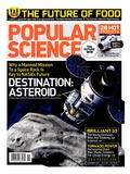 Front cover of Popular Science Magazine: November 1, 2007 Print