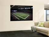 Packers Rams Football: St. Louis, MO - The Edward Jones Dome Wall Mural by Tom Gannam