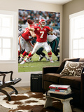 Chiefs Eagles Football: Philadelphia, PA - Matt Cassel Wall Mural by Mel Evans