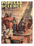 Front cover of Popular Science Magazine: January 1, 1947 Prints