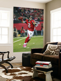 Bears Falcons Football: Atlanta, GA - Matt Ryan Wall Mural by Dave Martin