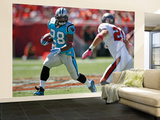 Panthers Buccaneers Football: Tampa, FL - Jonathan Stewart Wall Mural – Large