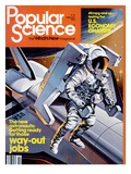 Front cover of Popular Science Magazine: February 1, 1982 Poster