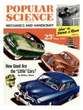 Front cover of Popular Science Magazine: May 1, 1951 Posters
