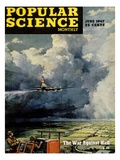 Front cover of Popular Science Magazine: June 1, 1947 Prints
