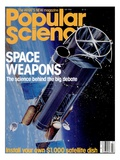 Front cover of Popular Science Magazine: July 1, 1984 Posters
