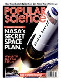 Front cover of Popular Science Magazine: October 1, 2005 Posters