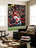 Bears Falcons Football: Atlanta, GA - Tony Gonzalez Wall Mural by Dave Martin