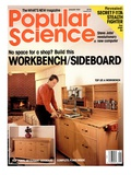 Front cover of Popular Science Magazine: January 1, 1989 Prints