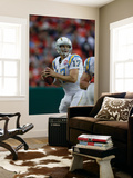 Chargers Chiefs Football: Kansas City, MO - Philip Rivers Wall Mural by Charlie Riedel