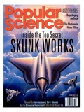Front cover of Popular Science Magazine: October 1, 1994 Prints