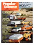 Front Cover of Popular Science Magazine: March 1, 1972 Posters