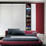 London Color Wall Decal