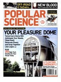 Front cover of Popular Science Magazine: November 1, 2006 Print