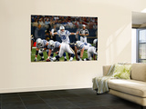 Colts Rams Football: St. Louis, MO - Peyton Manning Reproduction murale géante par Tom Gannam