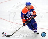 Jordan Eberle 2011-12 Action Photo