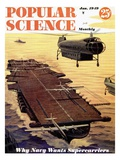 Front cover of Popular Science Magazine: January 1, 1949 Prints