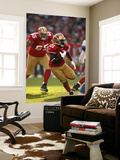 Lions 49ers Football: San Francisco, CA - Frank Gore Wall Mural by Tony Avelar