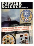 Front cover of Popular Science Magazine: October 1, 1940 Posters
