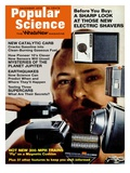 Front cover of Popular Science Magazine: December 1, 1973 Posters
