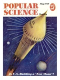 Front cover of Popular Science Magazine: May 1, 1949 Posters