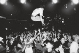 Mosh Pit- Stage Dive Plakater