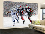 Colts Bills Football: Orchard Park, NY - Fred Jackson Wall Mural – Large by David Duprey