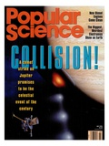 Front cover of Popular Science Magazine: July 1, 1994 Print