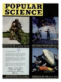 Front cover of Popular Science Magazine: January 1, 1940 Prints